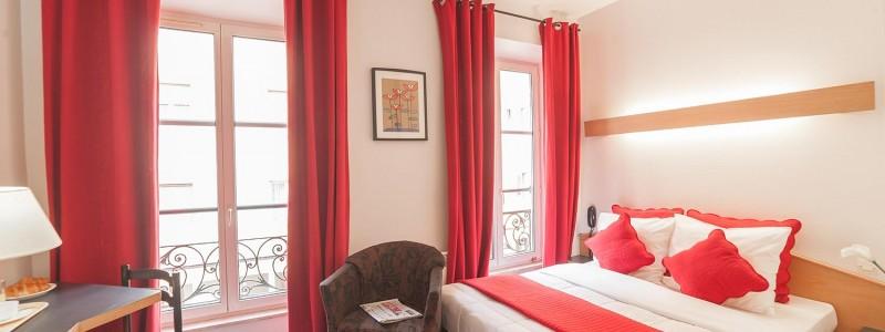 Hôtel Obernai Le Gouverneur - Zimmer